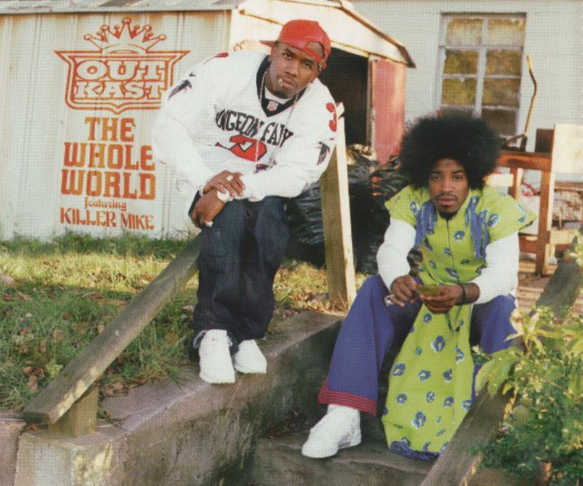 ultratop be - Outkast feat  Killer Mike - The Whole World