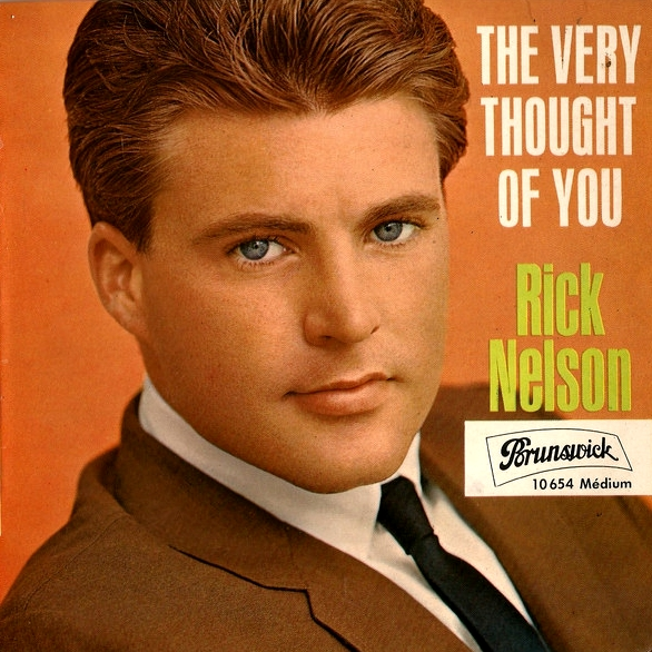 Ultratopbe Rick Nelson The Very Thought Of You