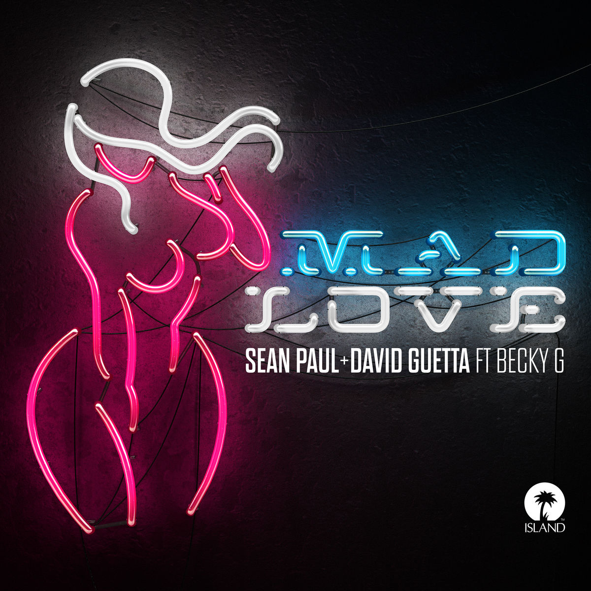 ef642304d11e ultratop.be - Sean Paul + David Guetta feat. Becky G - Mad Love