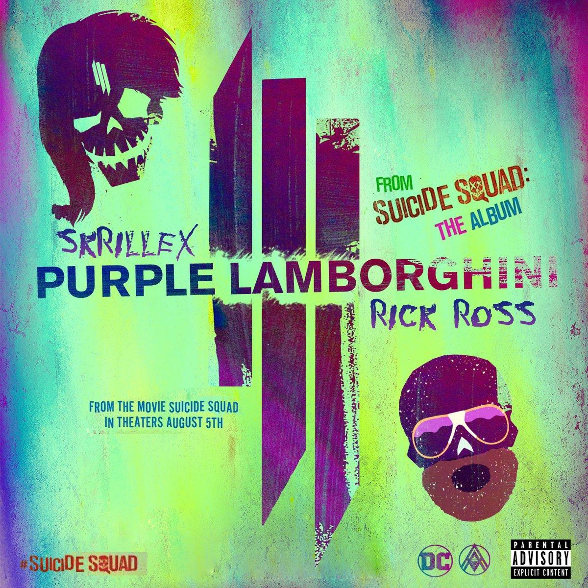 ultratop be - Skrillex & Rick Ross - Purple Lamborghini