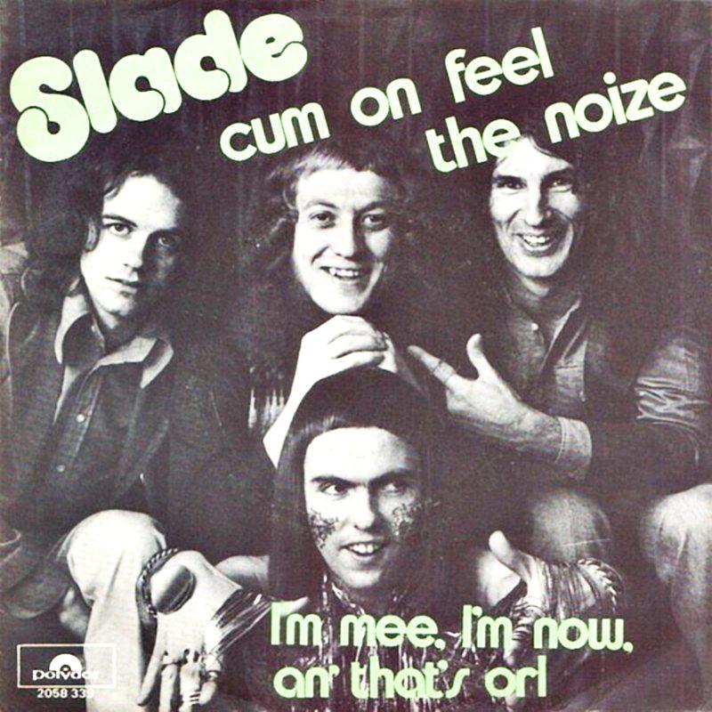 Cum on felt the noise