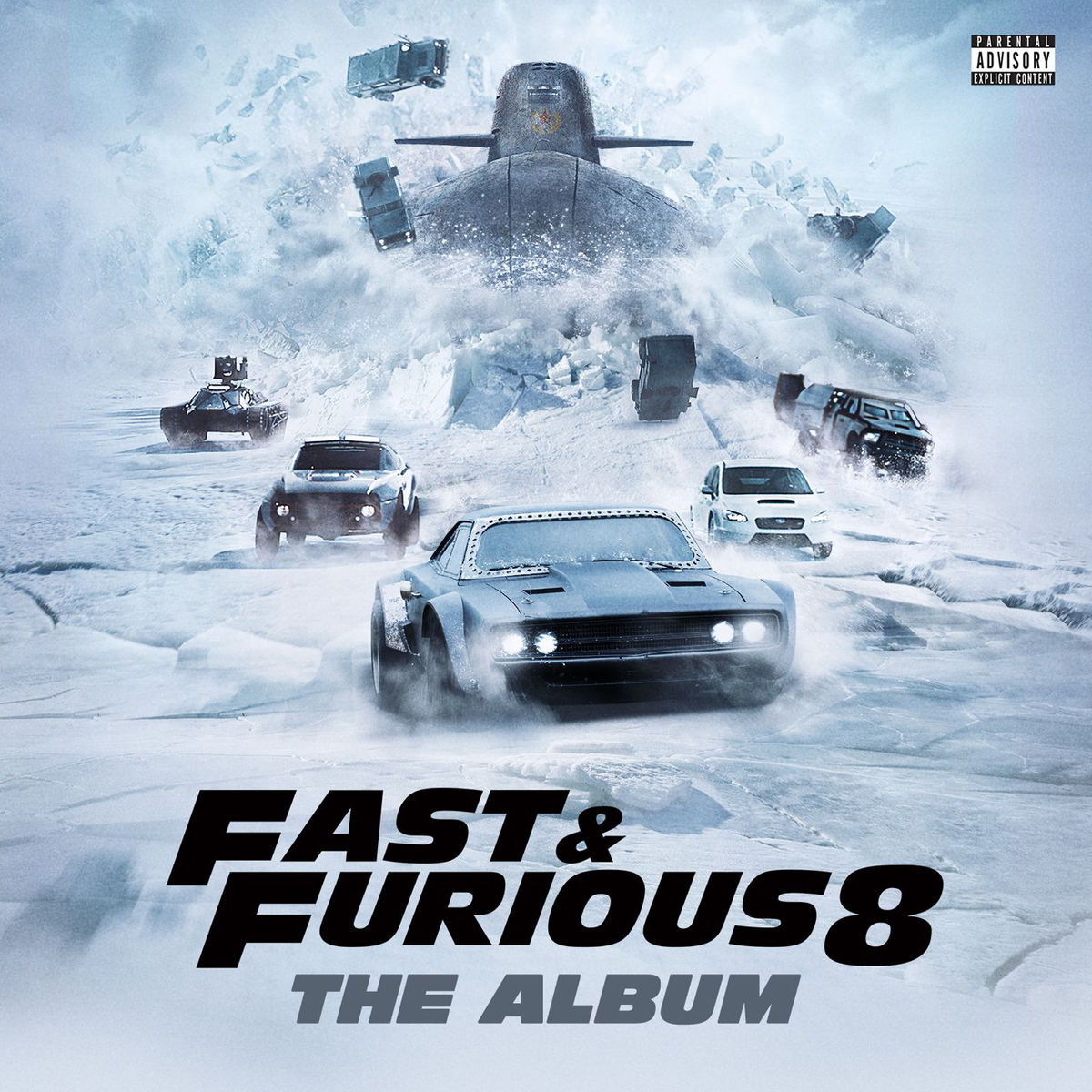 ultratop be - Soundtrack - Fast & Furious 8 - The Album