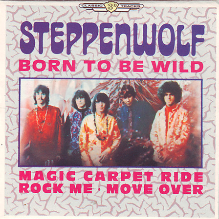 ultratop be - Steppenwolf - Born To Be Wild