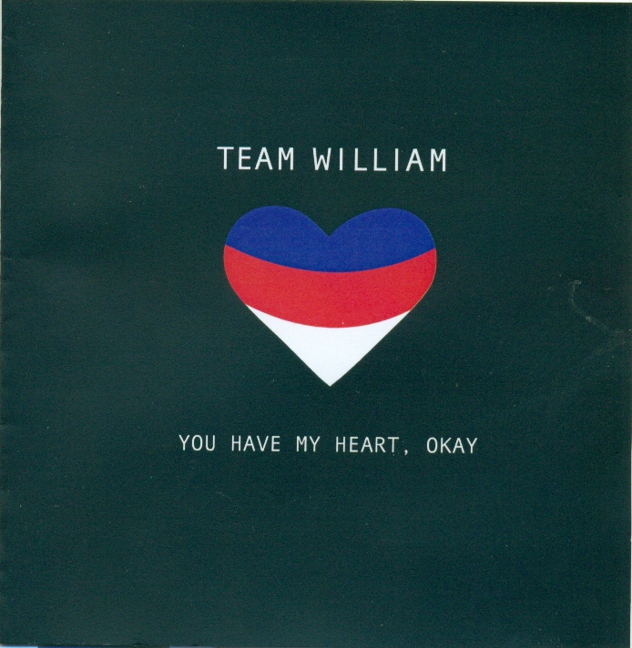 Ultratopbe Team William You Have My Heart Okay