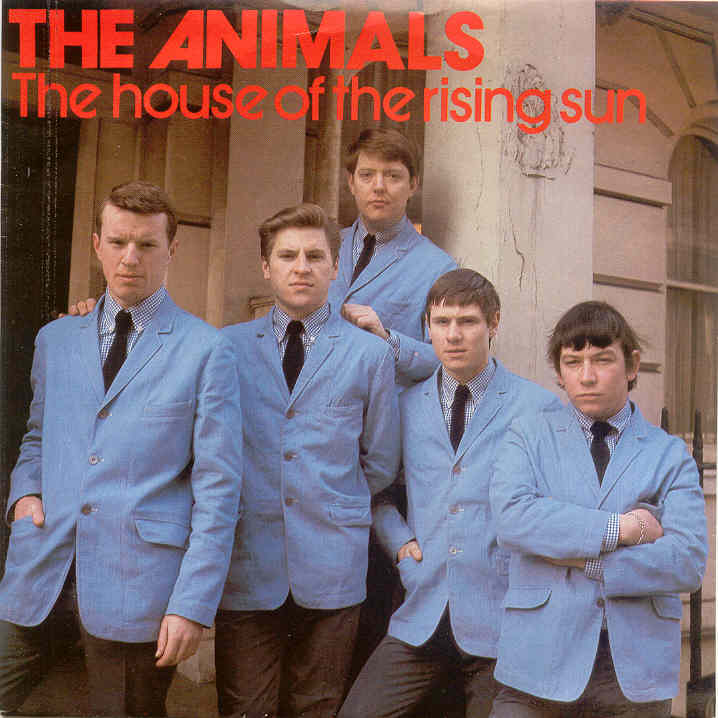 Ultratopbe The Animals The House Of The Rising Sun