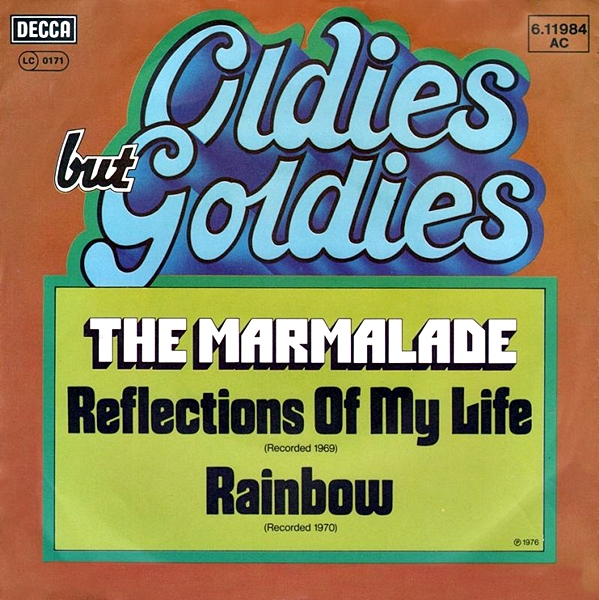 Ultratopbe The Marmalade Reflections Of My Life