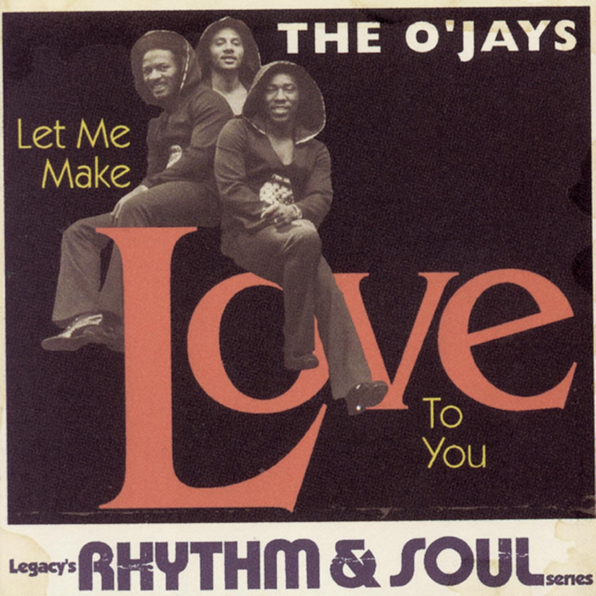 Ultratopbe The Ojays Let Me Make Love To You