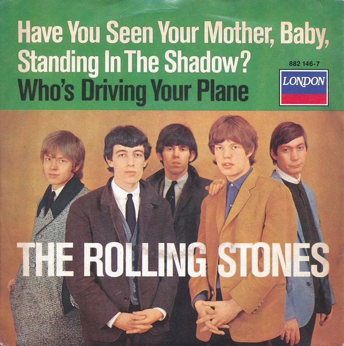 ultratop.be - The Rolling Stones - Have You Seen Your Mother, Baby, Standing In The Shadow?