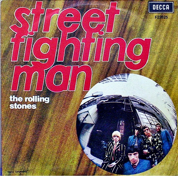 Street Fight Man Single Version