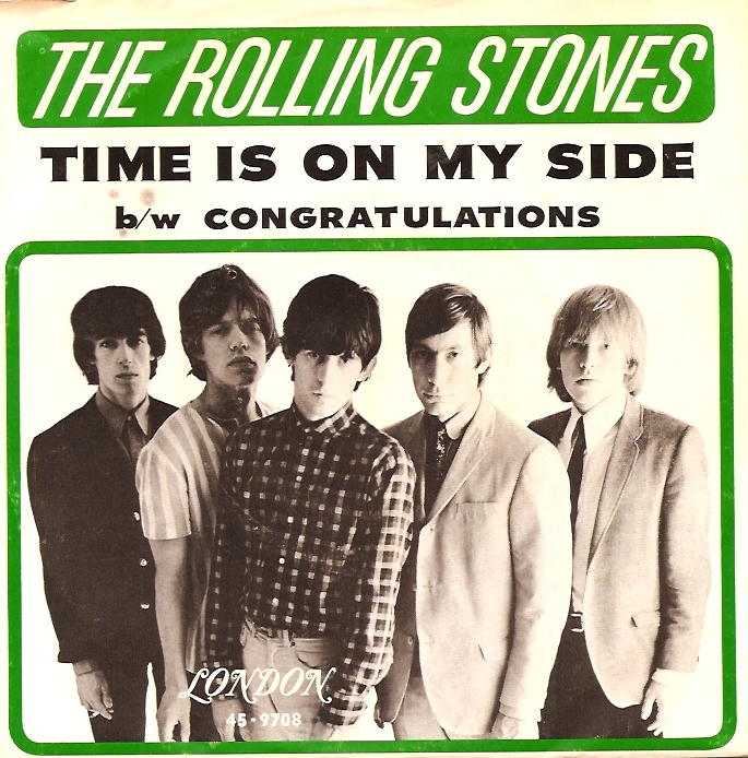 ultratop.be - The Rolling Stones - Time Is On My Side