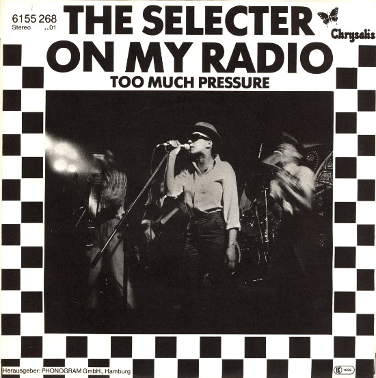 ultratop.be - The Selecter - On My Radio