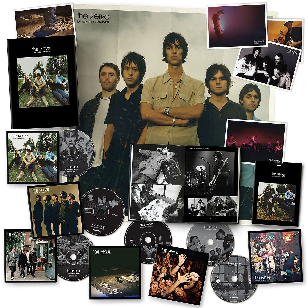 ultratop be - The Verve - Urban Hymns
