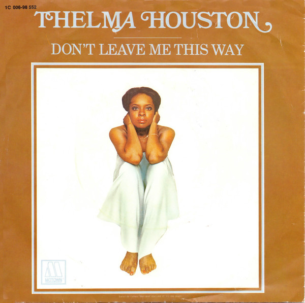 Ultratopbe Thelma Houston Dont Leave Me This Way