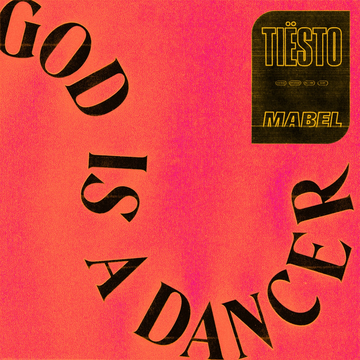 Tiësto, Mabel - God Is A Dancer (Cheyenne Giles & Knock2 Remix)