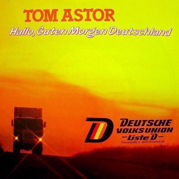 Ultratopbe Tom Astor Hallo Guten Morgen Deutschland