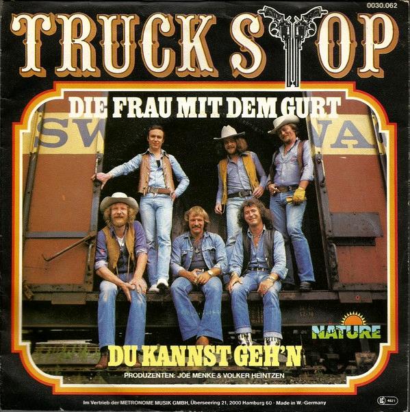 Ultratopbe Truck Stop Die Frau Mit Dem Gurt