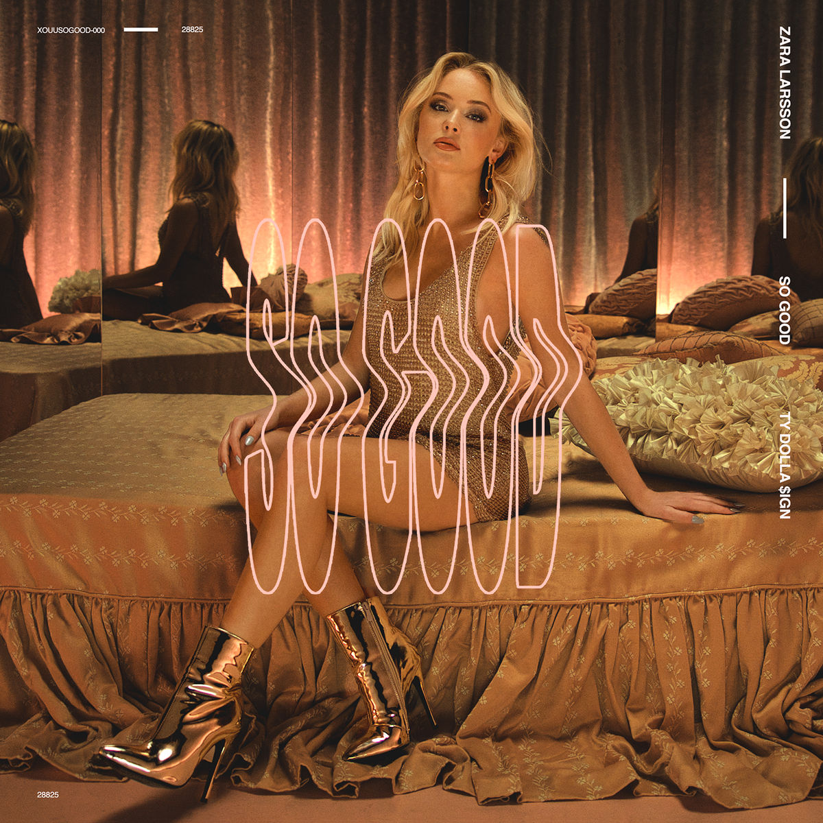 5a50917cf8 ultratop.be - Zara Larsson feat. Ty Dolla $ign - So Good